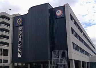 sykehus hotell stavanger